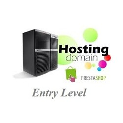 Host prestashop Entry Level